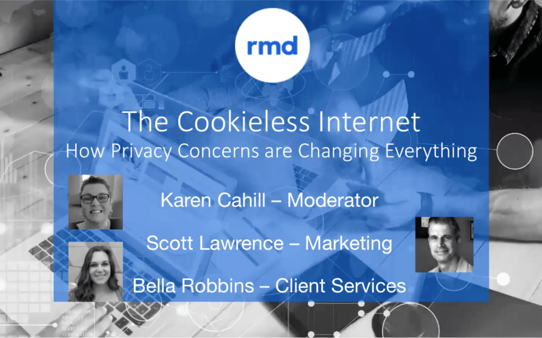 The Cookieless Internet: How privacy concerns are changing everything