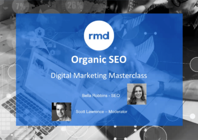 Organic SEO: Digital marketing masterclass